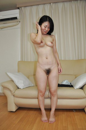 Japan naked mature can