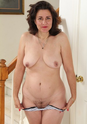 mature naked