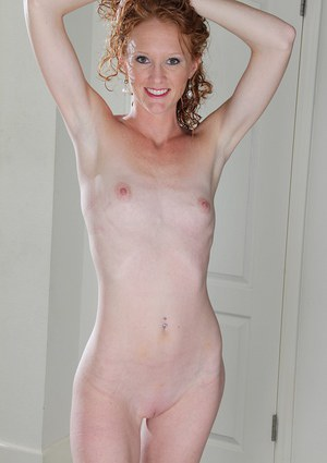 Can Beautiful nude skinny women excited