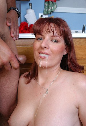 Mature Cum Mouth